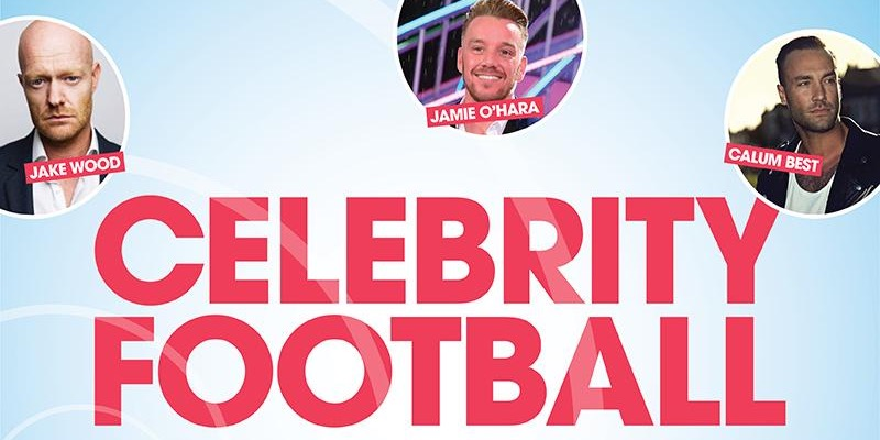 Celebrity Football with Make Some Noise