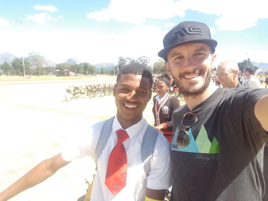 Qhubeka Charity – South Africa