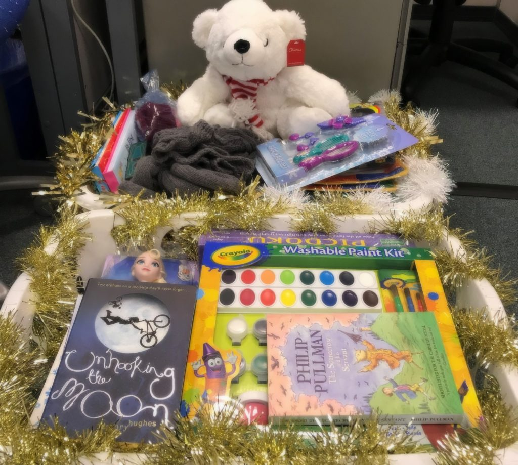 The Christmas Present Appeal – Salvation Army