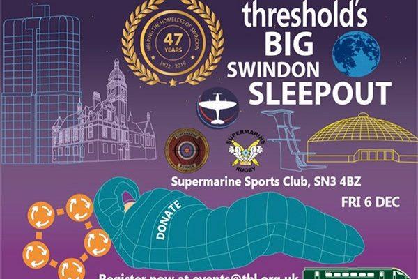 Swindon Big Sleep Out