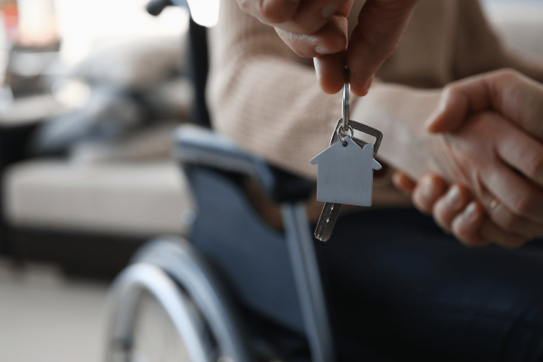Moving with a Disability