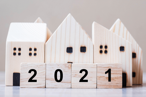 Trends in the housing market